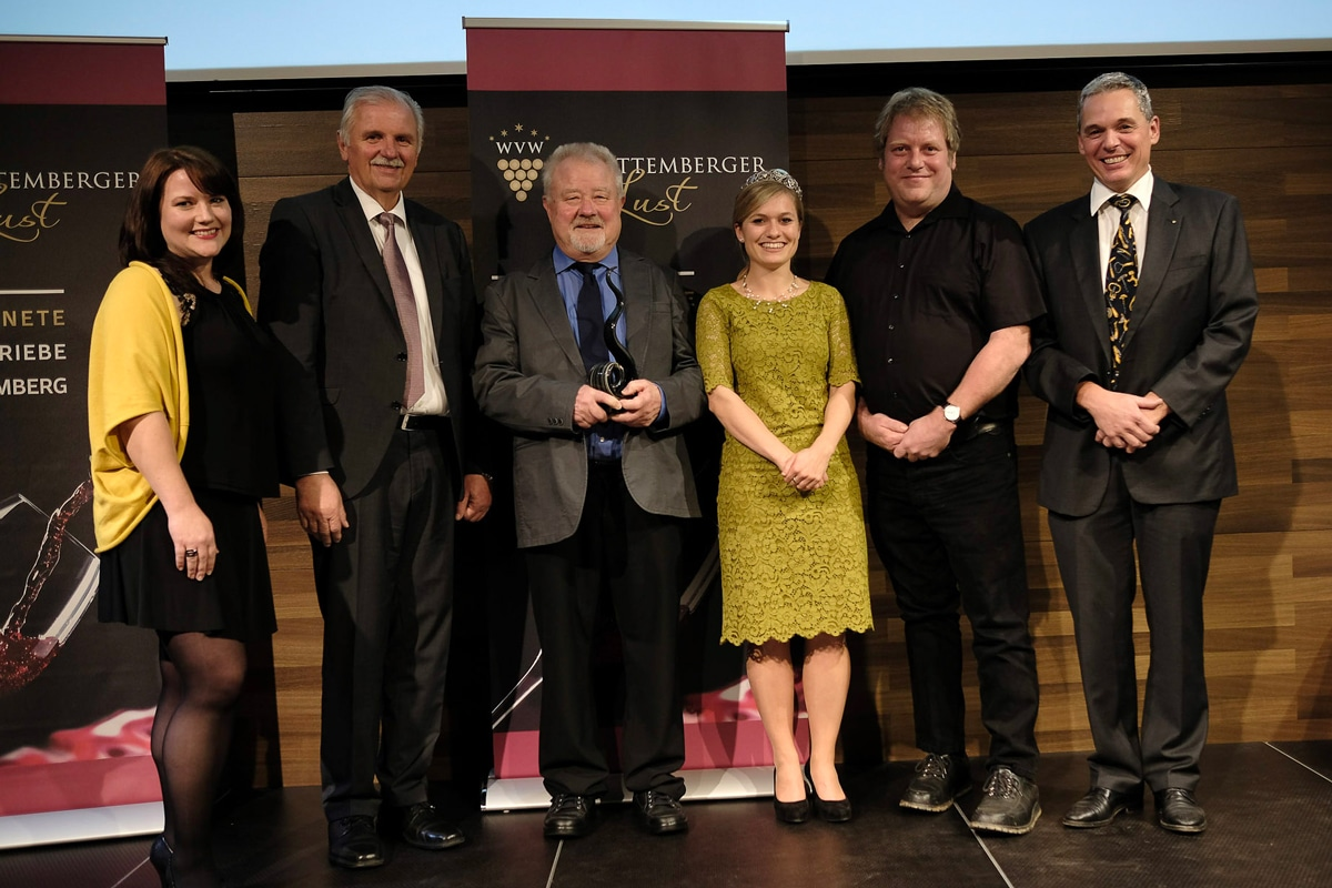 Ehrenpreisträger 2017 | Weingut Schwarz, Heilbronn