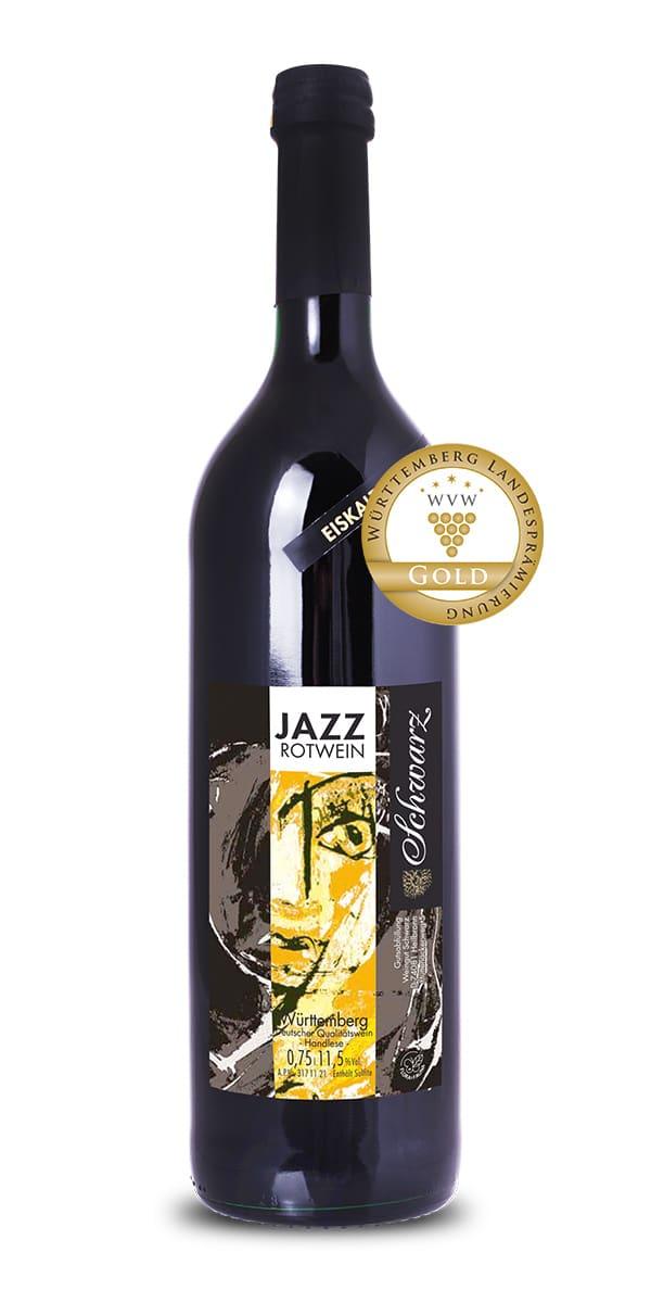 Jazz Rotwein | Weingut Schwarz, Heilbronn