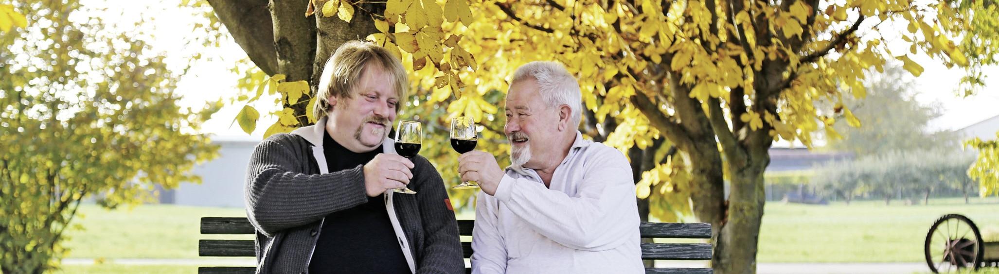 Holger und Eugen Schwarz | Weingut Schwarz, Heilbronn