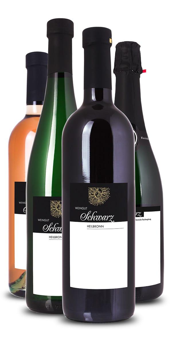Probier-Paket Prädikatsweine | Weingut Schwarz, Heilbronn