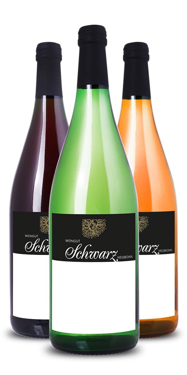 Probier-Paket Qualitätsweine | Weingut Schwarz, Heilbronn