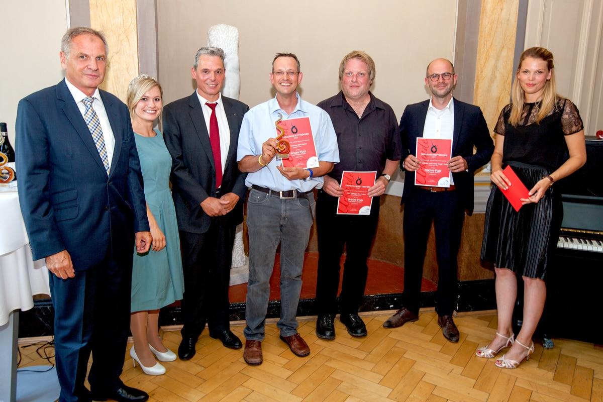 3. Platz beim Trollinger Wettbewerb 2018 | Weingut Schwarz, Heilbronn