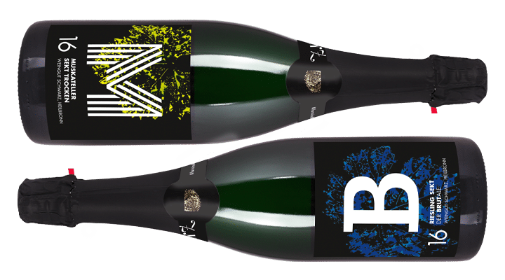 Neuer Sekt plus Relaunch